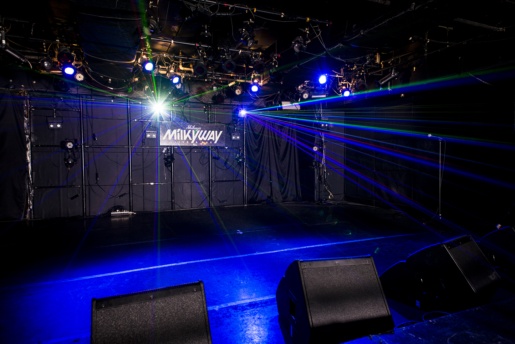 Shibuya Milkyway Stage-2